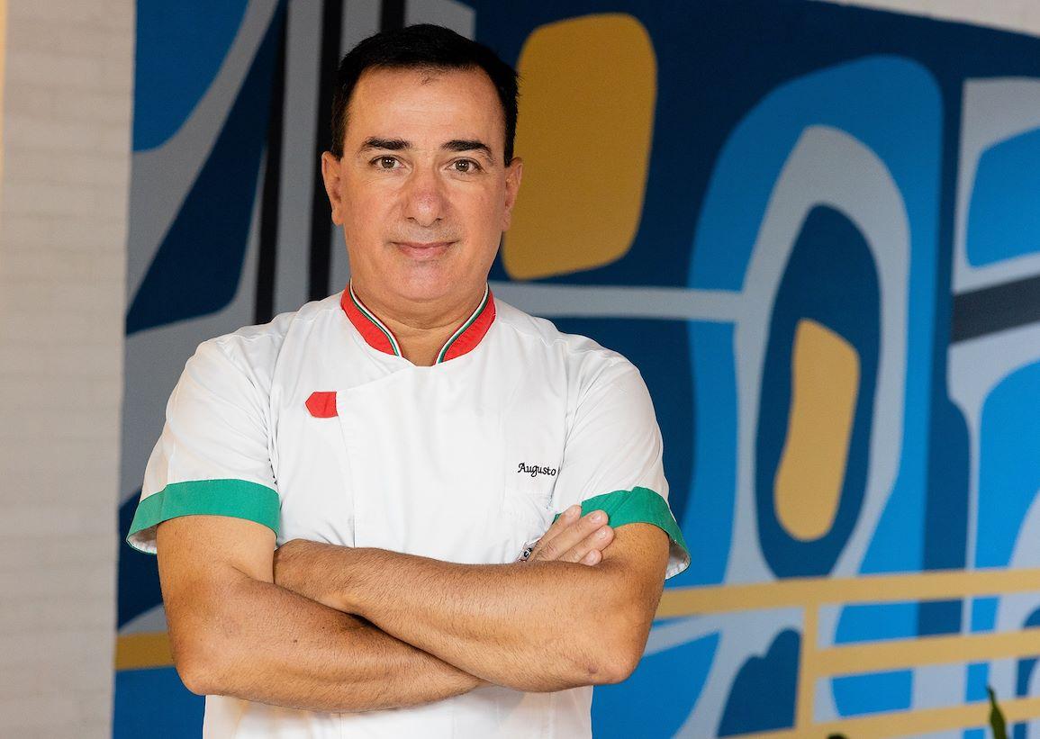 Chef Augusto Piras